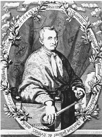 Johannes Baptista Van Helmont (1579-1644)
