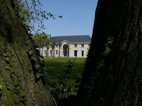 Het correctiehuis (later het tuchthuis van het leger) te Vilvoorde. (Copywright Cheetah_flicks www.flickr.com)