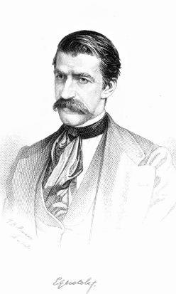 Ernest Quetelet (1825-1878), ad interim Directeur van de Koninklijke Sterrenwacht van Brussel (1874-1876). (Copyright bron: http://www.bestor.be/wiki_nl/index.php?title=File:QueteletE.jpg&limit=100&setlang=en)