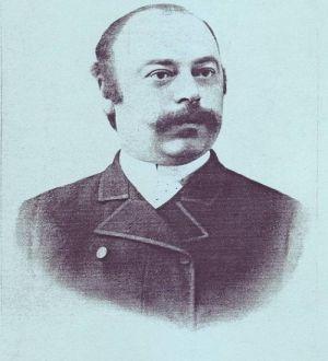 Charles Fiévez (1844-1890) Belgisch wetenschapper, pionier in de spectroscopie op de Koninklijke Sterrenwacht.(copyright bron: http://www.belgiuminspace.be/artikelen/belgen-in-de-sterrenkunde/charles-jean-baptiste-fievez)