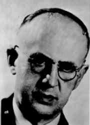 Alphonse Van den Broeck (1885-1964), Directeur van het Koninklijk Meteorologisch Instituut, van 1940 tot en met 1950.