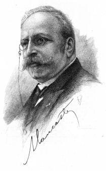 Albert Lancaster (1848-1908), premier directeur scientifique du Service Météorologique de l'Observatoire Royal de Belgique.