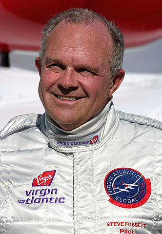 Steve Fossett