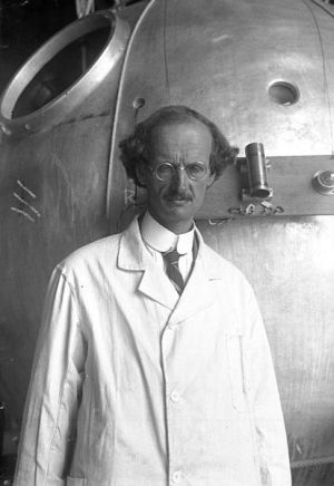 Auguste Piccard (1884-1962)