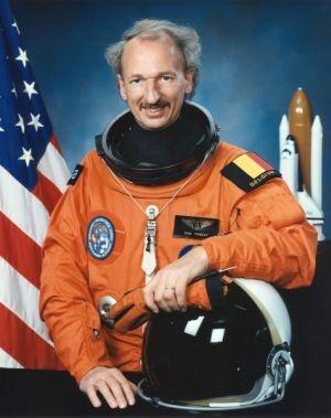 Dirk Frimout, de eerste Belgische astronaut