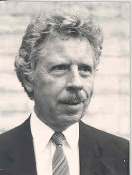 Franz Bultot, fondateur de la section Hydrologie de l'IRM