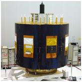 De Meteosat-10 weersatelliet van EUMETNET.