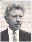 Franz Bultot (1924-1995), stichter van de Afdeling Hydrologie op het Koninklijk Meteorologisch Instituut.