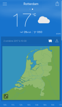 L'app mobile de l'IRM maintenant disponible pour le Benelux !