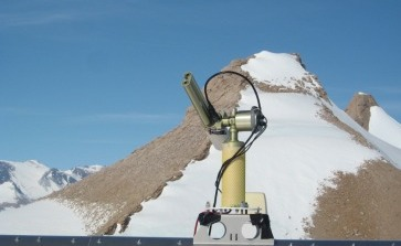 Zonfotometer - © International Polar Foundation